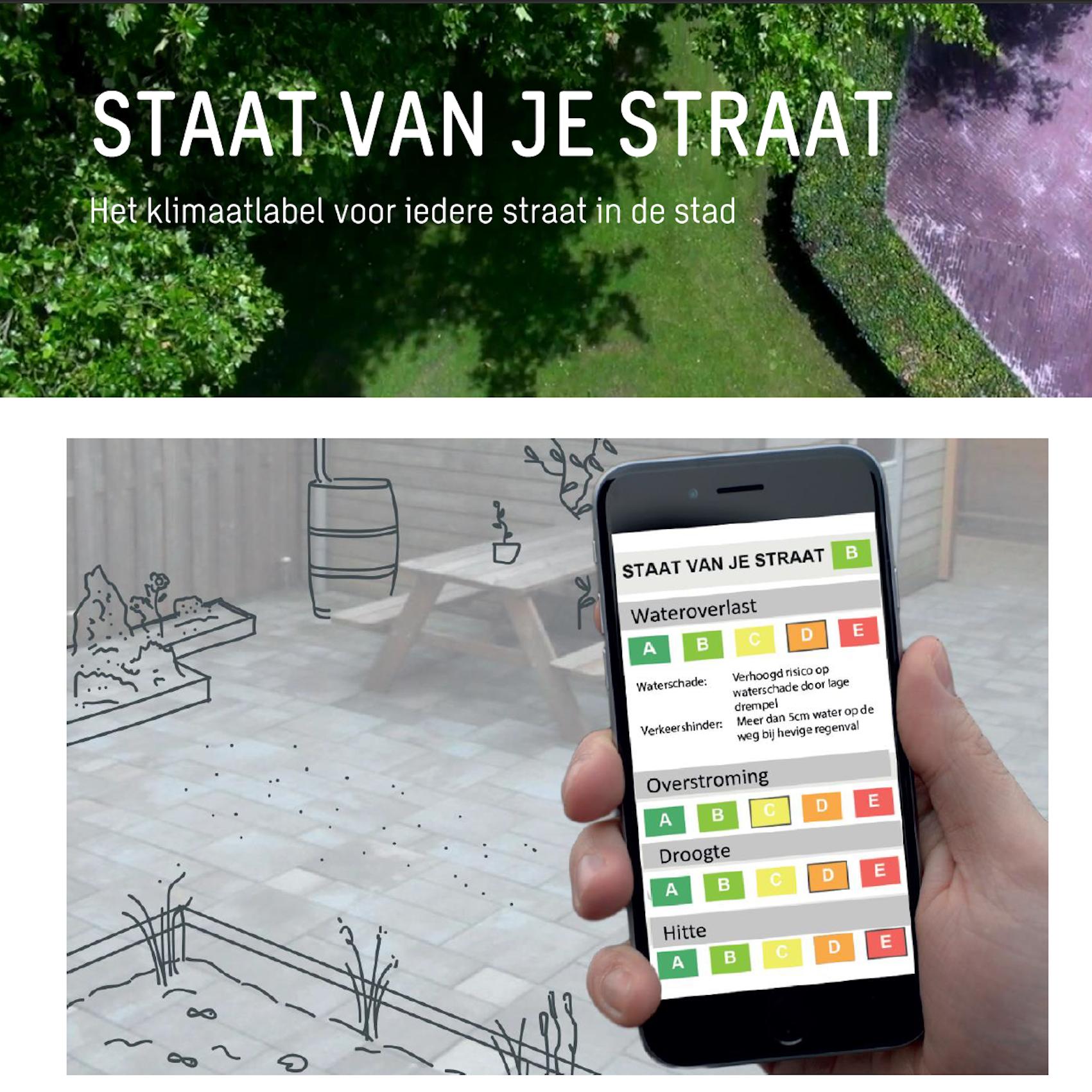 Staat van je straat: communicatieadvies